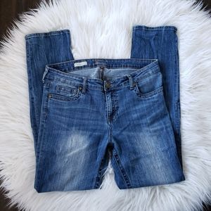 Kut from the Kloth Stevie Straight Leg Jeans 12